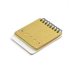 Notebook cu Post-it sticky notes RIO