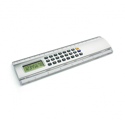 Calculator + Rigla 20 cm