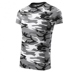 Tricou unisex Camouflage Adler