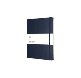 Notebook A5 cu pagini albe și copertă tare MOLESKINE