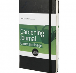 Notebook A6 Gardening Journal MOLESKINE