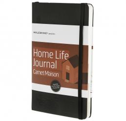 Notebook A6 Home Life Journal MOLESKINE
