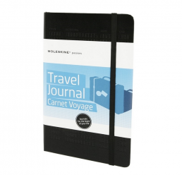Notebook A6 Travel Journal MOLESKINE