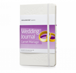 Notebook A6 Wedding Journal MOLESKINE