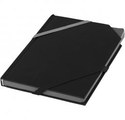 Notebook A5 Stripe Double Elastic Marksman