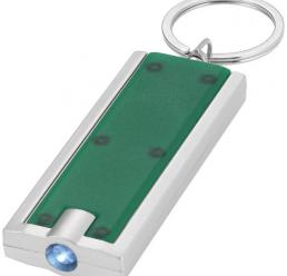 Breloc pentru chei cu lumina LED Castor Bullet