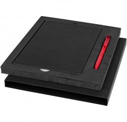Set cu Notebook A5 si Pix cu Touch Theta&Tri Click Clip Marksman