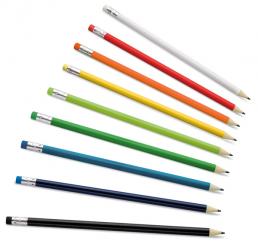 Creion din lemn COLOURS