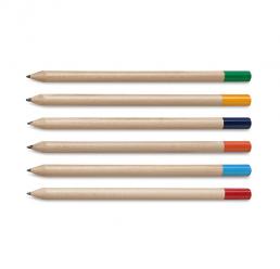 Creion Simplu din Lemn