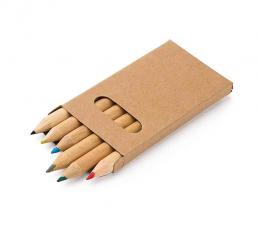 Set de Creioane Colorate 6-piece