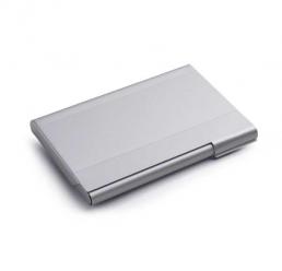 Business Port Card din aluminiu