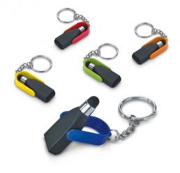 Breloc pentru chei cu Touch si Screen Cleaner