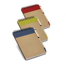 Set de scris cu Notebook si Pix