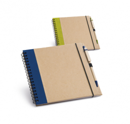 Set de scris cu Notebook si Pix RECYCLED