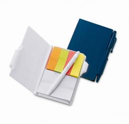 Set cu Post-it sticky Notes si Pix