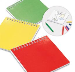 Set de Colorat cu Creioane si Carte
