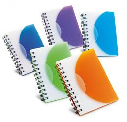 Notebook A7 Semi-Rigid