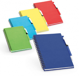 Set cu Notebook si Pix ECO