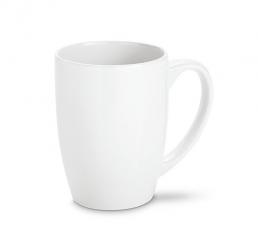 Cana din Ceramica 350 ml WHITE