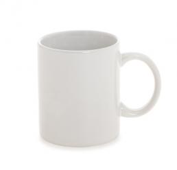 Cana alba din Ceramica 350 ml