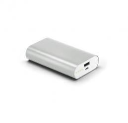 Power Bank 4000 mAh + USB/ micro-USB