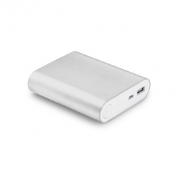 Power Bank 7200 mAh cu USB/micro-USB cablu