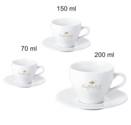 Set cana din portelan 70/150/200ml VENEZIA SET