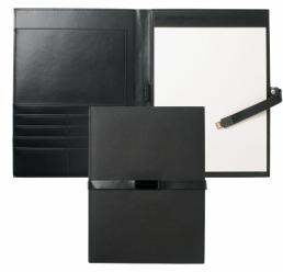 Folder A4 cu USB Binder Saffiano HUGO BOSS