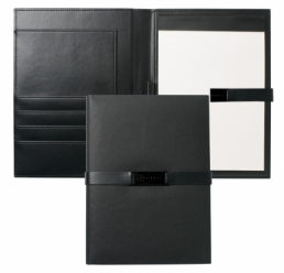 Folder A5 cu USB Binder Saffiano HUGO BOSS