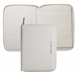 Folder A5 Saffiano Cream HUGO BOSS