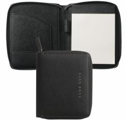 Folder A6 Saffiano Black HUGO BOSS