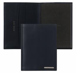 Mapa din piele pentru Notebook A7 Essential Dark Blue HUGO BOSS