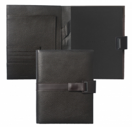 Folder A5 Pure Leather Brown HUGO BOSS
