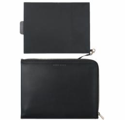 Folder A5 Verse Black HUGO BOSS
