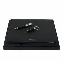 Set cu Pix, Memorie USB 16GB si Folder A4 Advance HUGO BOSS