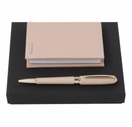 Set cu Pix si Husa pentru Notebook A7 Essential Nude HUGO BOSS