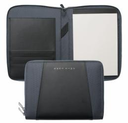 Folder  A5 Keystone Grey HUGO BOSS
