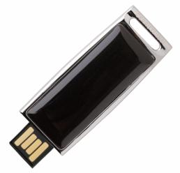 USB stick 16 GB Zoom Black Cerruti 1881