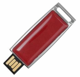 USB stick 16 GB Zoom Red Cerruti 1881