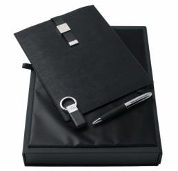 Set husa tableta, pix si stick USB Partner Cerruti 1881