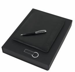 Set husa tableta, pix si stick USB Genesis Cerruti 1881